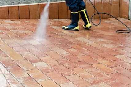 West linn pressure washing